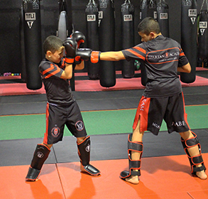 kids mma lessons
